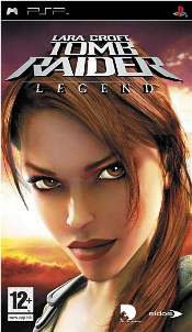 Tomb Raider: Legend psp