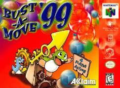 Bust-A-Move n64
