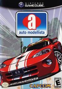 Auto Modellista game cube