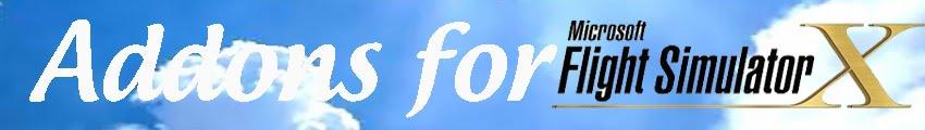 Addons for FSX .::De volta aos céus::.