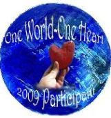ONE WORLD-ONE HEART  EVENT 2009