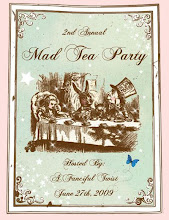 2ND ANNUAL MAD TEA PARTY