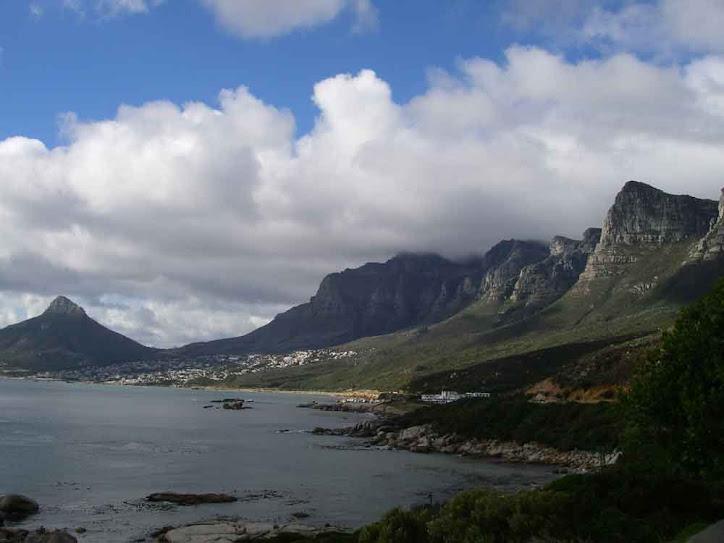 Cape Town's 12 Apostels