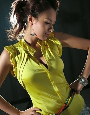 Chae Yeon , Asian sexy girls