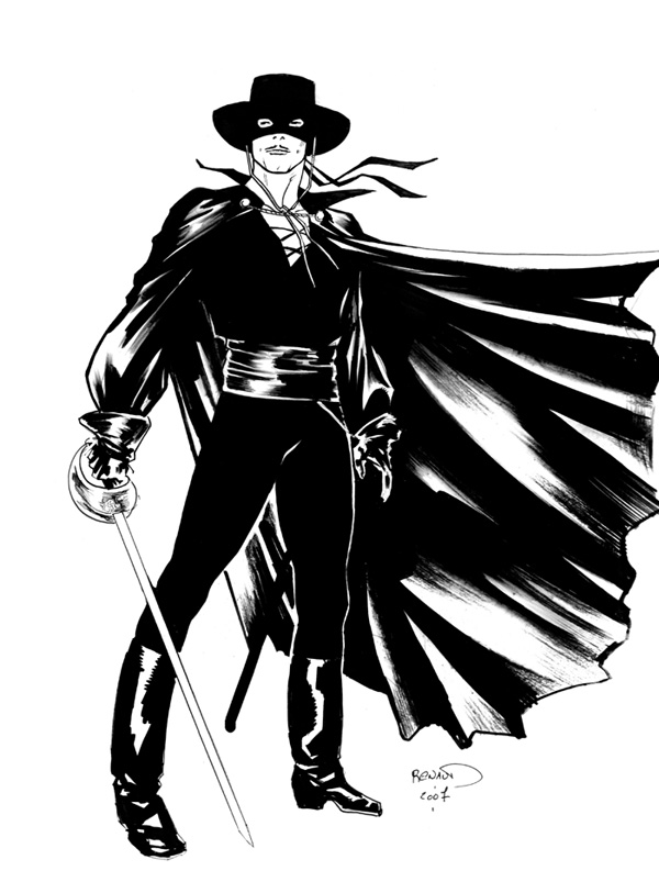 CINEDIAL - A SINTONIA DO MUNDO DO CINEMA: Zorro volta ao cinema, com ...