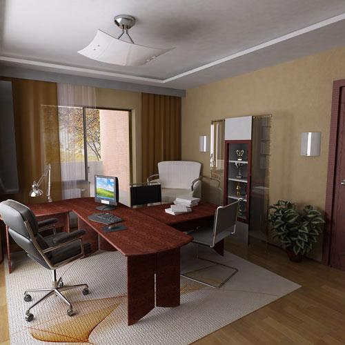 custom build idea home office furniture luxury home