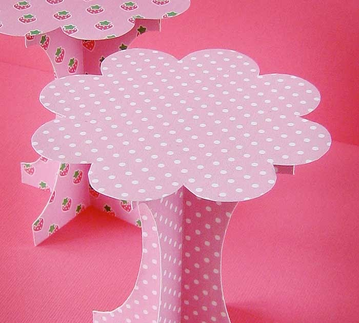 Woodworking plans cupcake stand tarman for Cupcake stand plans