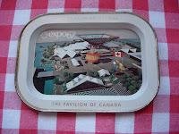 Expo 67 Tray