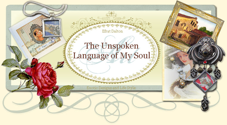 The Unspoken language of my soul