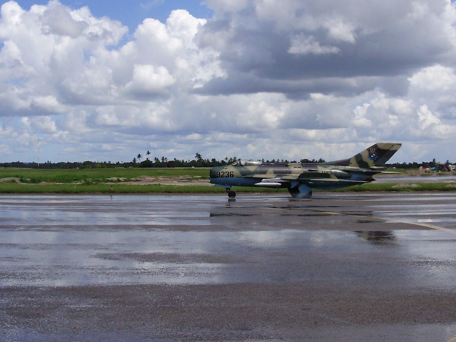 Armée tanzanienne / Tanzania Peoples' Defence Force ( TPDF ) F-6%2B9236%2BJWTZ%2BTANZANO%2B03-03-2009
