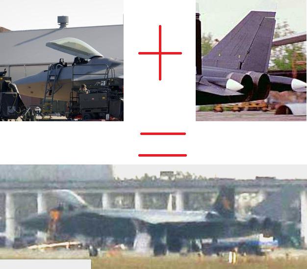 Más detalles del Chengdu J-20 CHINA%2BJ-20%2BPRESUNTO