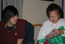 Mike and Grandma