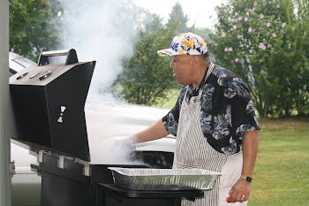 Joe at the Grill
