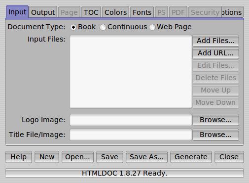 convert chm file to pdf ubuntu