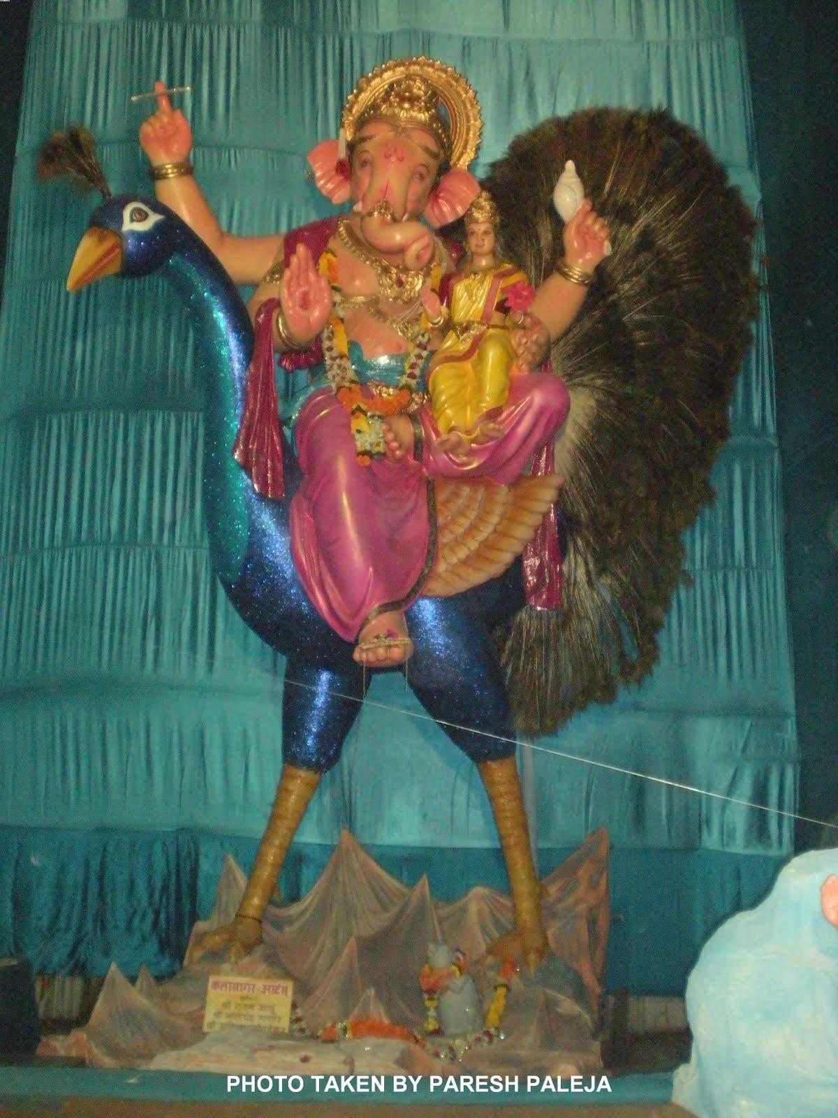 Khetwadi Cha Ganpati-2010