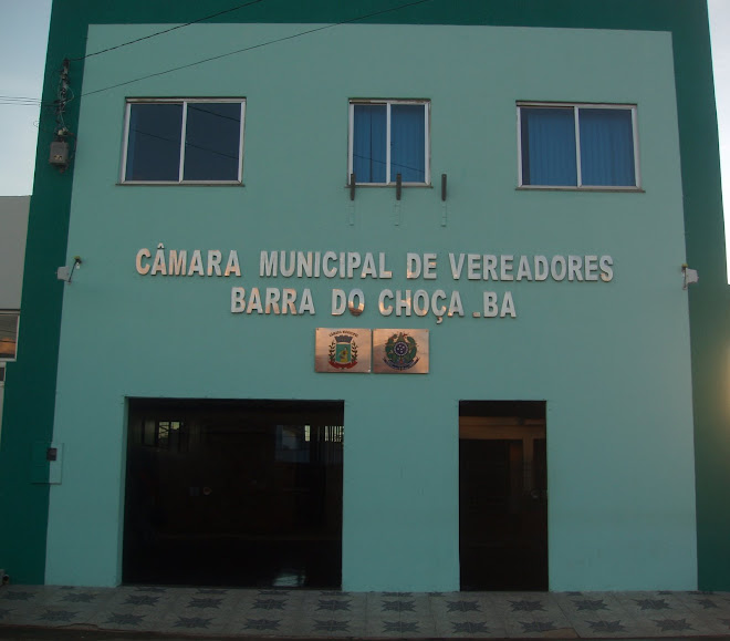 CÂMARA MUNCIPAL - PODER LEGISLATIVO