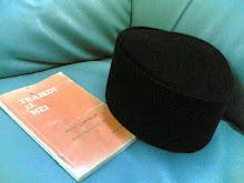 A Songkok & A Book...