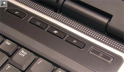 Acer Aspire 9303 WSM touchpad