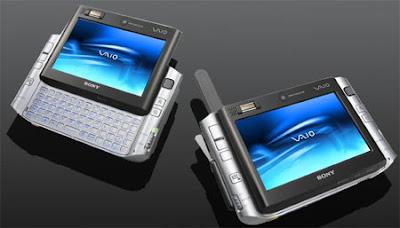 sony UX280P laptop