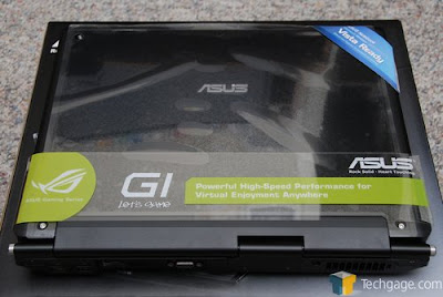 Asus G1S gaming abilities