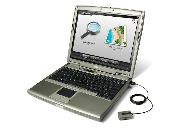 Laptop GPS
