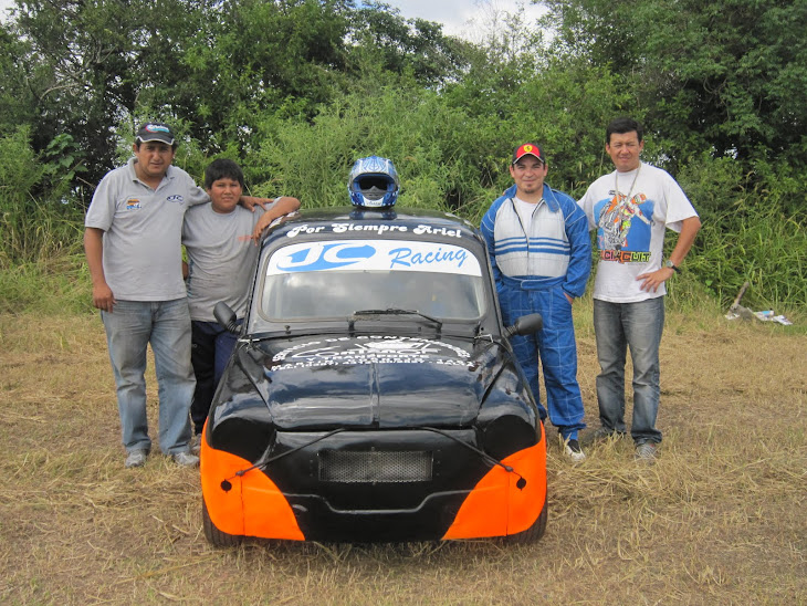 MARTIN, GASTONCITO, PABLO Y AGUSTIN (Pilotos JC RACING