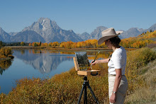 Field work - plein air