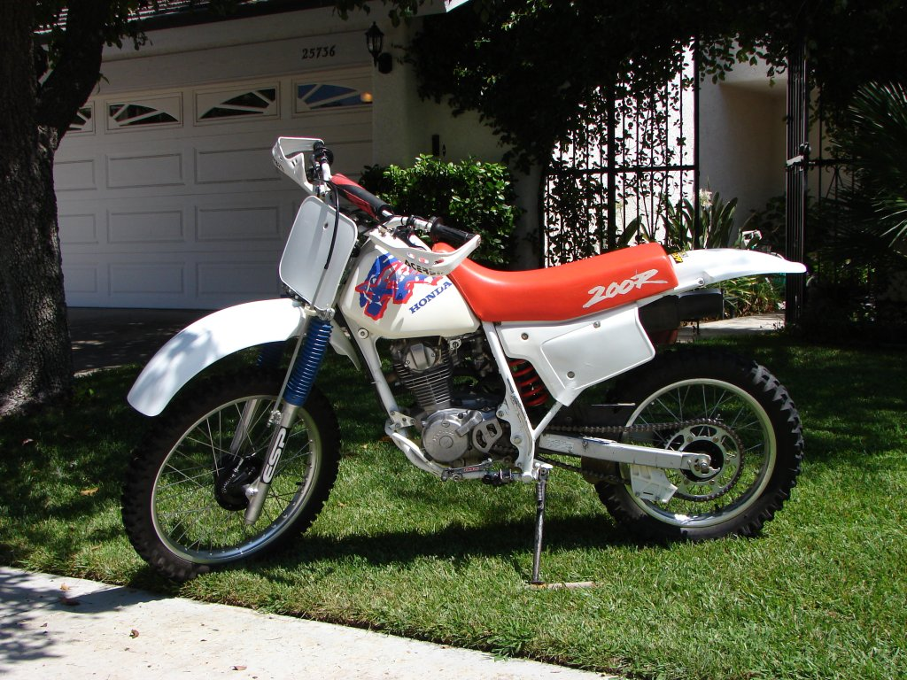 1984 honda dirt bike wiring diagram  1984  get free image
