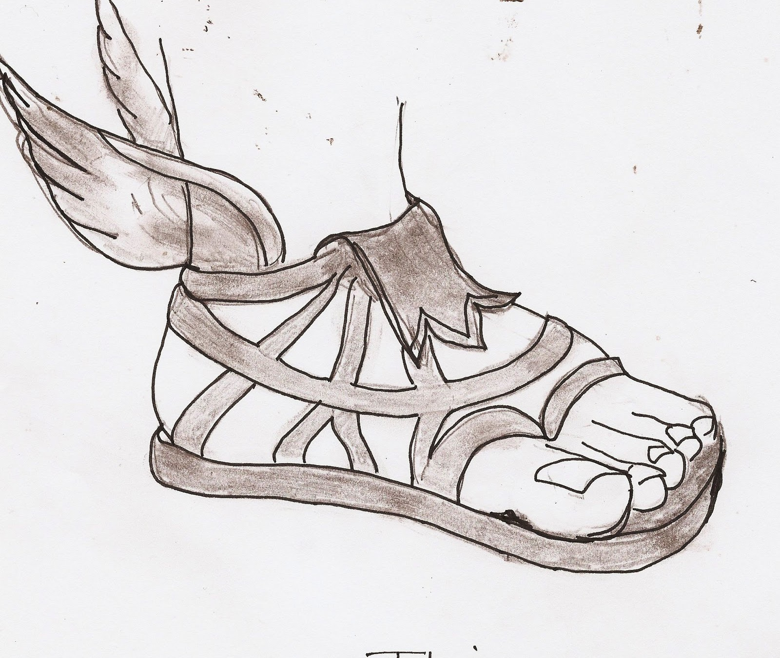 History of Sandals: Shoes of Ancient Greece: Sandals
