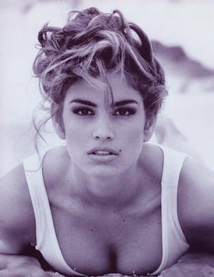 CindyCrawford4 Cindy Sherman has worked as her own model   as well makeup artist, ...