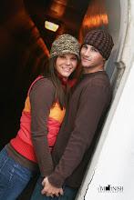 Trevor and Dayna