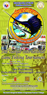 Second Siargao International Game Fishing Tournament