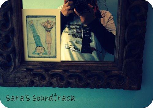 sara's sound track