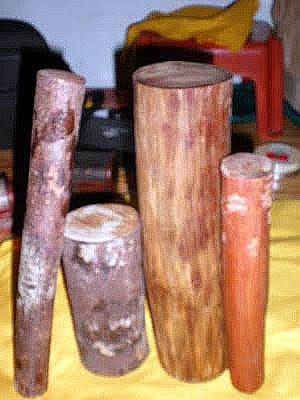 Allah raja kayu terbahagi dua iaitu raja kayu putih dan raja kayu