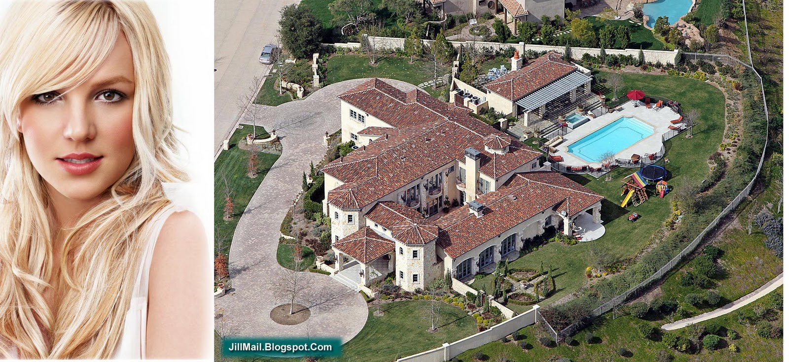 photo: house/residence of beautiful talented sweet  220 million earning Los Angeles, California, U.S.-resident
