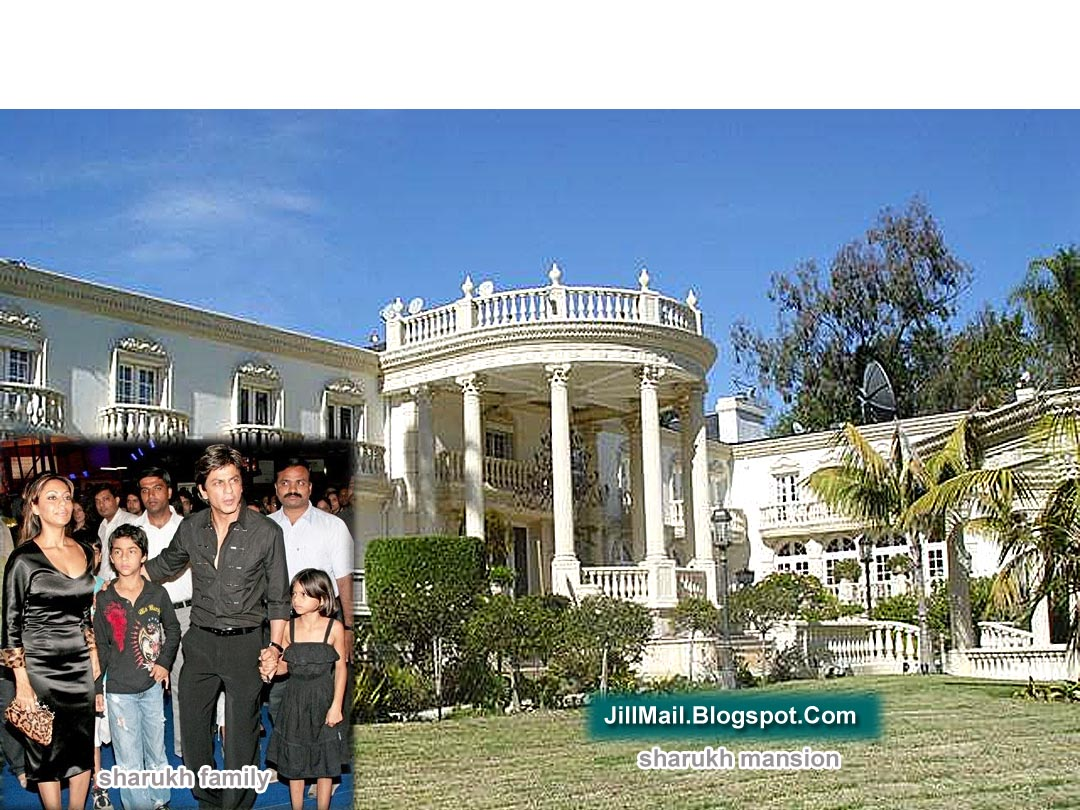 Mannat, The House Of Sharukh Khan, The Indian Cine Star