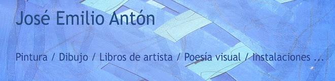 José Emilio Antón. Arte visual