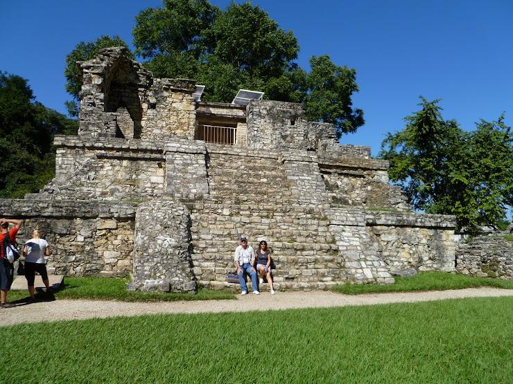 Palenque-Arqueologia en la penìnsula de Yucatàn