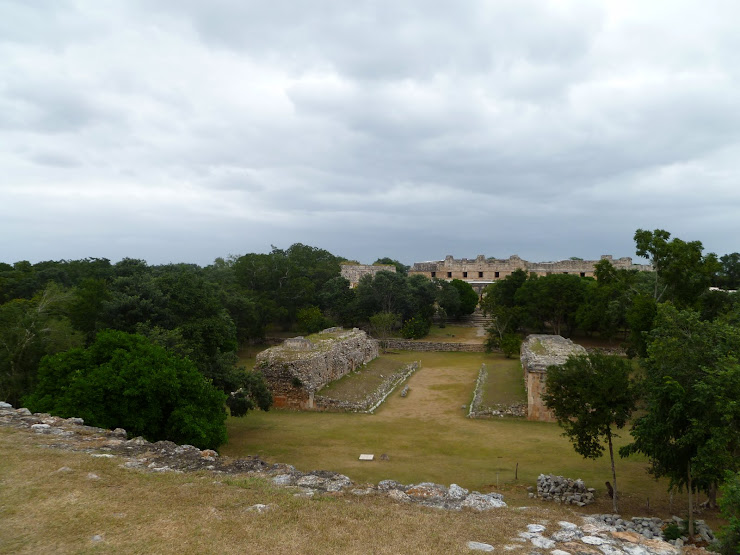 Sitio arqueològico Uxmal