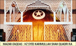 Hz Syed Kaleshah Mastan Vali - Kasmur