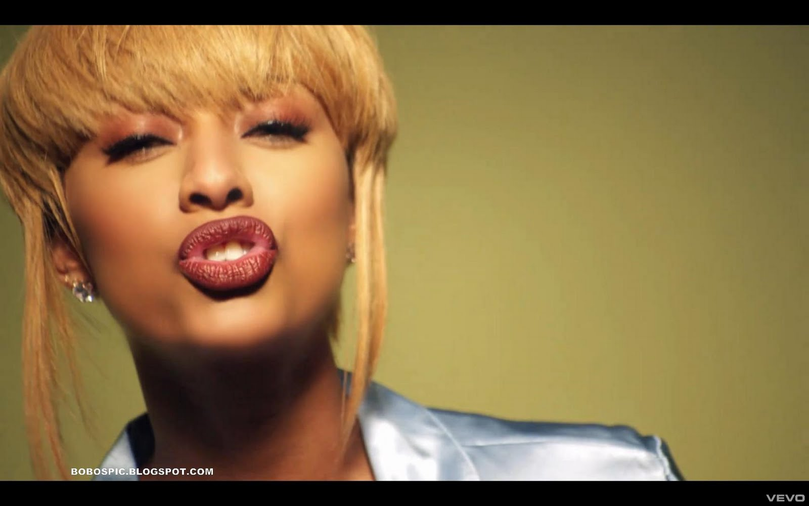 music video pics keri hilson pretty girl rock video