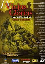 Cartel de la Edición 2001