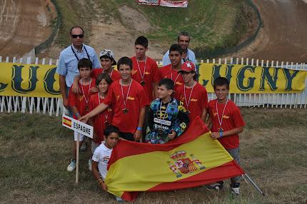 historico Mundial de Motocross