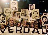 Montevideo: víctimas del gobierno militar