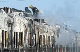 Ferrocarril Sarmiento - Foto: Télam