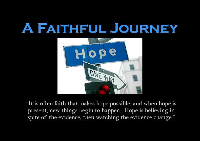 A Faithful Journey