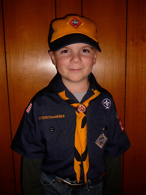 our proud scout
