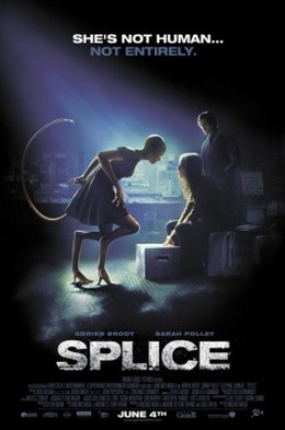 Filme Poster Splice CAM XviD Legendado