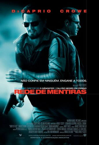 Filme Poster Rede de Mentiras DVDRip XviD Dual Audio & RMVB Dublado