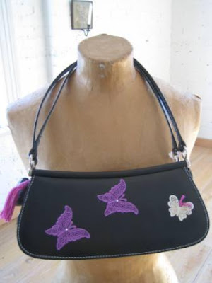 recycled fabula bag